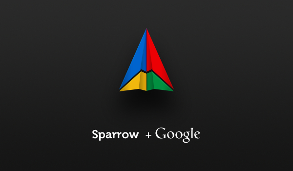 Sparrow y google