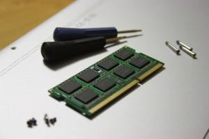 Sustitución Ram Macbook 2008
