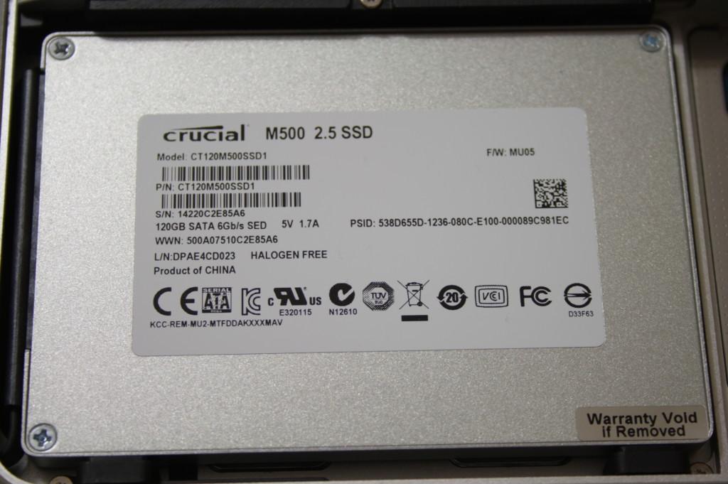 Sustitución disco ssd Macbook unibody 2008